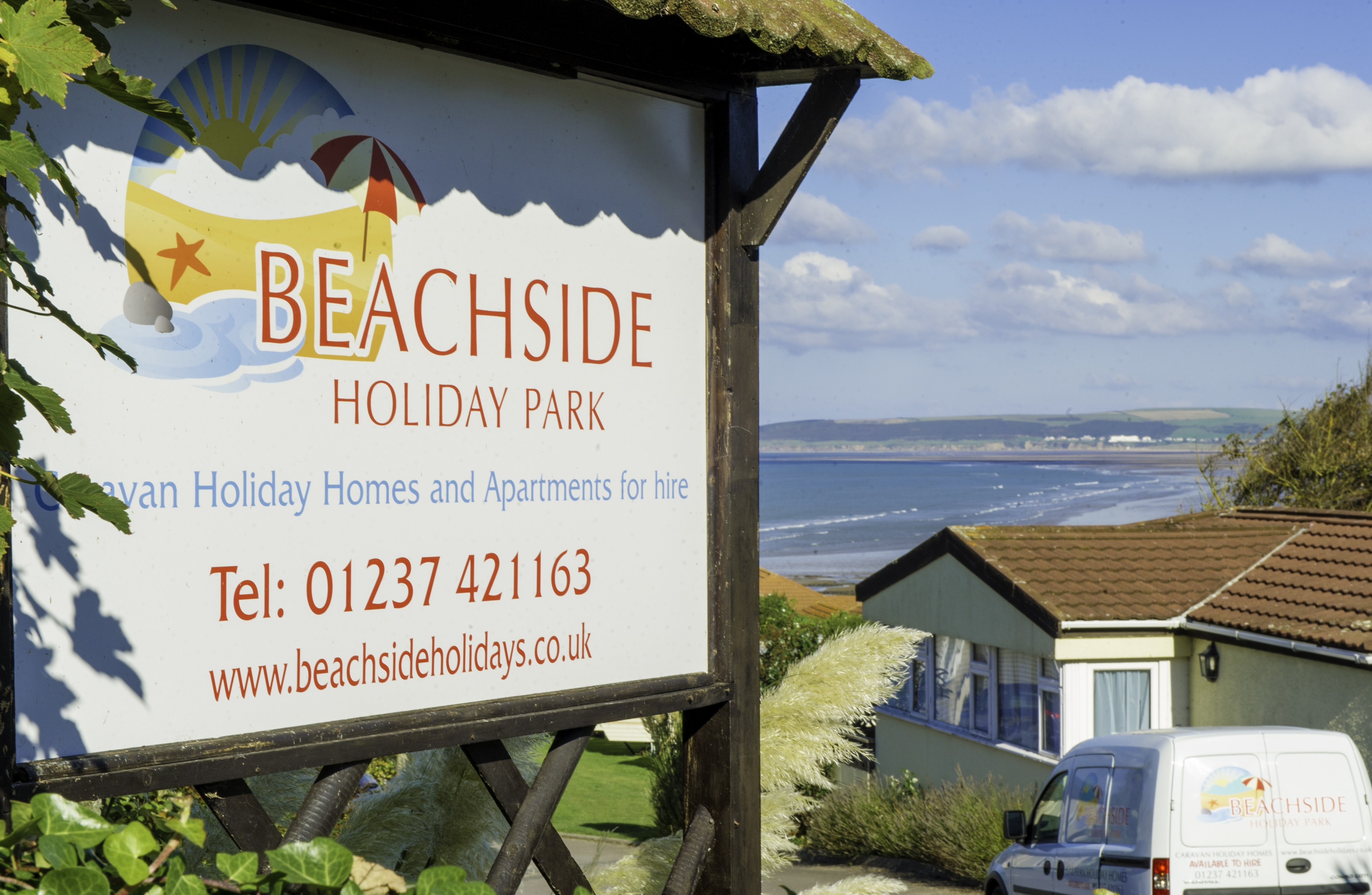 Beachside Holiday Park in Westward Ho!