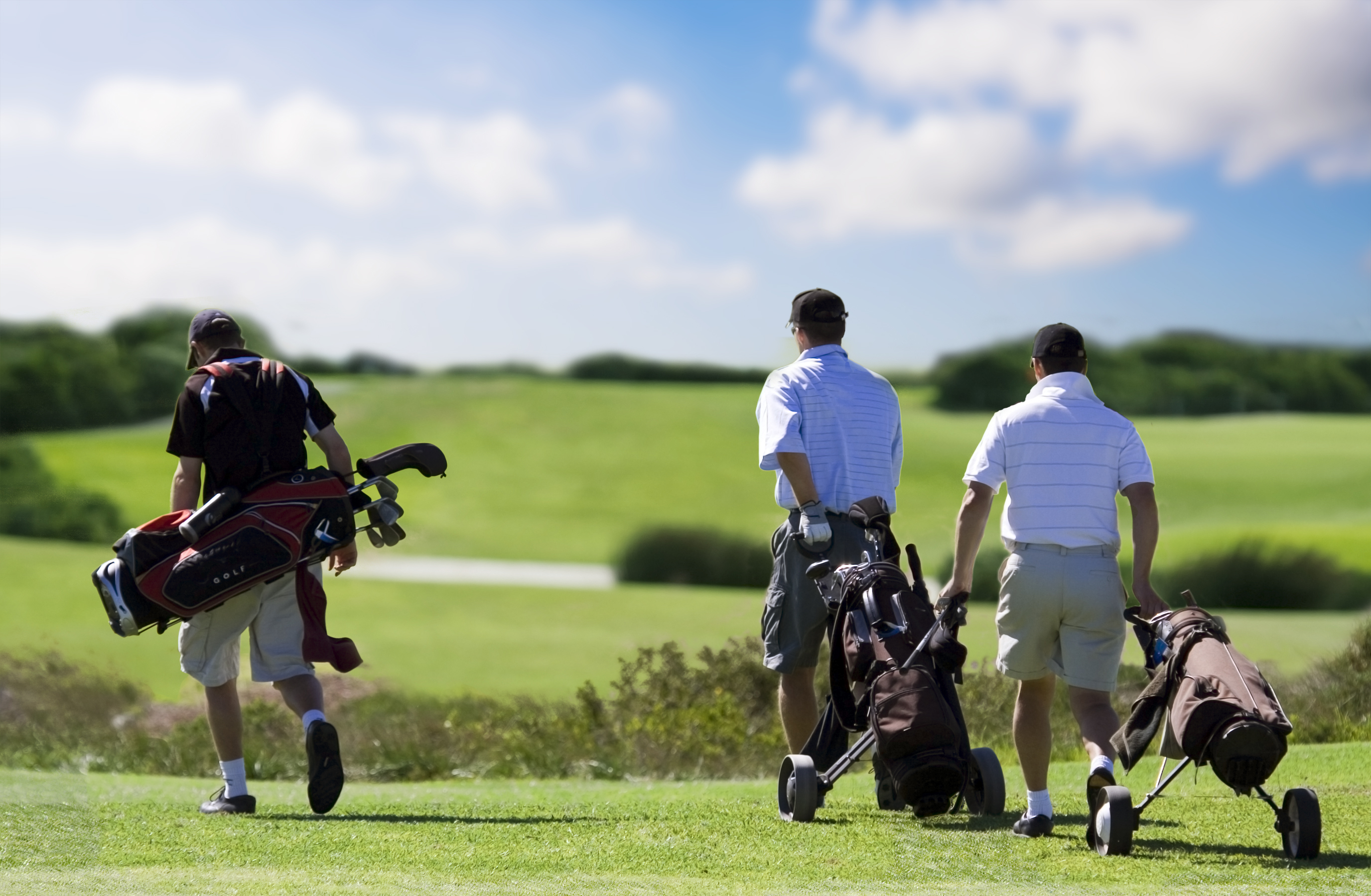golfing holidays in north devon